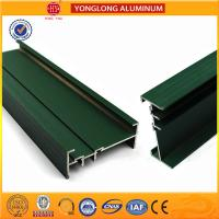 RAL Colour Powder Coated Aluminium Extrusions Highly Glossy / Matte Manufactures