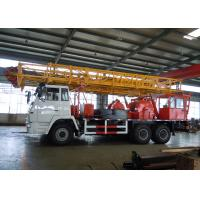 Workover Rig XJ450 XJ550 Model Windlass Mooring Winch For Oil Wells And Drilling Manufactures