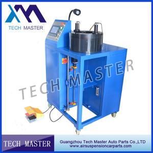 380V / 220V Hydraulic Hose Crimping Machine for Car Part b Air Suspension Spring Manufactures
