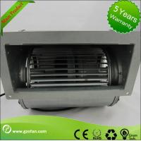 Single Inlet Centrifugal Fan Blower , Forward Curved Centrifugal Ventilation Fans Manufactures