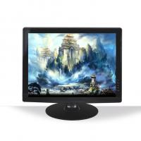 DesktopProfessional LCD Monitor For Security Widescreen 1024P X 768P Manufactures