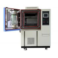 China Artificial Temperature Humidity Test Chamber Environmental Oven 80L Evaporating System on sale