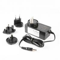 12V 4A Interchangeable Plug Power Adapter48W Overload Protection Eco - Friendly Manufactures