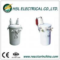 IEC standard single phase pole mounted power transformer Manufactures