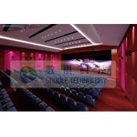 Luxury Design 4D Movie Theater Motion Chair Cinema System Manufactures