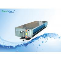 Indoor Ceiling Concealed Water Cooled Fan Coil Units Easy Maintenance Manufactures
