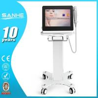 Effective HIFU face Focused Ultrasound Machine For Anti Aging / Skin Smoothing Manufactures