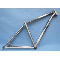 full suspension titanium road mountain bike parts frame Manufactures