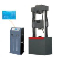 300KN Max Load Tension Testing Machine, LCD Display Universal Material Tester Manufactures