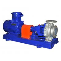 IH Series 15kw Stainless Steel Chemical Pump No Vibration For Corrosive Liquid Manufactures