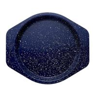 Speckle Bakeware 9-Inch Round Cake Pan Deep Sea Blue Speckle Marble coating bakeware baking pan Manufactures