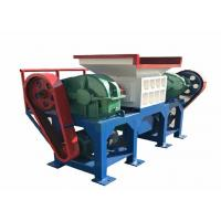 Heavy Duty Industrial Shredder Machine Plastic Recycling Equipment High Output Manufactures