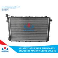 High Quality Nissan Brazing Radiator Auto Part Safari U/Kc-Vrg Y60; OEM: 21410-1y100 Manufactures