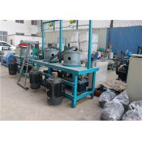 Adjustable Speed Straight Line Wire Drawing Machine , PLC Control Metal Drawing Machine Manufactures