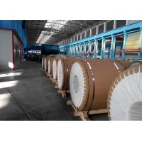 3000 Series Aluminium Strip Roll , Aluminum Strip Coil 0.3mm~150mm Thickness Manufactures