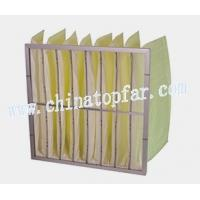 Multi-pocket bag filter,Pocket filter,air filteration equipment Manufactures