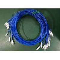 Nickel Plated RF Cable Assemblies Length 2000mm With ROHS Certificate Manufactures
