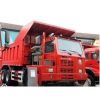 SINOTRUK HOWO Mining Truck 50tons Manufactures