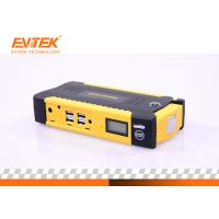 4USB 2.0A Output Real Capacity 16000mah 12v Car Battery Booster Manufactures