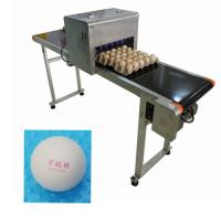 Buy cheap Egg Batch Coding Machine / Inkjet Date Code PrinterFor Trademarks Or Logo from wholesalers