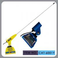 """Gutter Mount Retractable Car Antenna One Section 27"""" Mast Length Manufactures"""