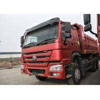 Quality SGS LHD / RHD Sinotruk Howo 6x4 Dump Truck Heavy duty with WD615.47 371HP for sale