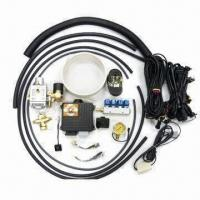 CNG/LPG Conversion Kit, Includes High Pressure Solenoid Valve and Gas Injector Manufactures