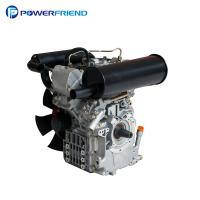 20HP 14KW Water Cooled Diesel Engine 2V80 Two Cylinder 4- Stroke Efficiency High Manufactures