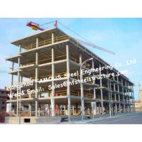 China Steel Structure Contractor For Metal Structure Manufacturing And Steel