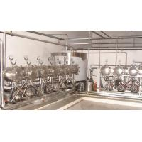 A complete set of potato starch equipment for sale