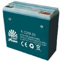 Deep Cycle Battery (SP6-DZM-20) Manufactures