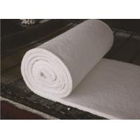 Hitech Thermal Ceramic Insulation Blanket , Refractory Fireproof Insulation Blanket Manufactures