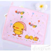 Pure Cotton Face Washer Towel  , Soft Wash Towel Face Towels For Sensitive Skin Manufactures