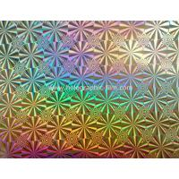 China cold holographic BOPP lamination film on sale