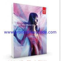After Effects CS6 Serial ,  Cs6 Product Key Manufactures