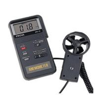 Quality Wind speed air temperature meter wind speed meter anemometer for sale