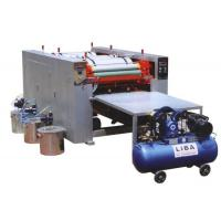 China 6kw PP Woven Bag Making Machine Plastic Woven Bag Cutting And Sewing Machines on sale