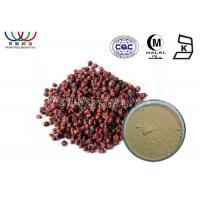 100% Natural Schisandra Chinensis Extract 2 ~ 9% Schizandrins For Liver Health And Detox Manufactures
