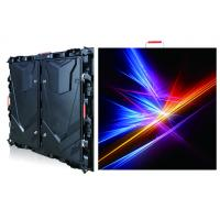 China 1R1G1B Outdoor Led Video Display Anti High Temp And Electromagnetic Interference on sale
