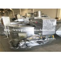 Quality Gas Fired Aluminum Metal Melting Furnace Pipe Burning System Saving Energy 10% for sale
