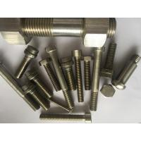 China DIN931 DIN 933 Duplex Stainless Steel Fasteners M6 - M64 Stainless Steel 310S Hex Bolt on sale