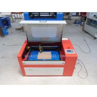 silicone wristband laser engraver with rotary Manufactures