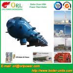 Petrochemical industry solar boiler mud drum ASME certification manufacturer Manufactures