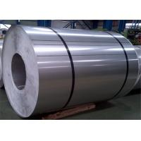 China 304 2B / BA Finish Stainless Steel Coil Cold Rolled on sale