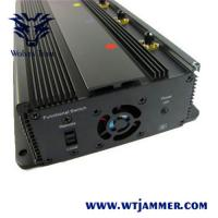 China 4G LTE/WIMAX 3G GSM PHS/CDMA1900 Broad Spectrum Mobile Phone Signal Jammer on sale