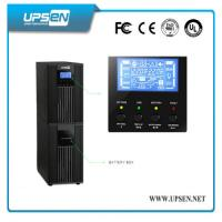 High Frequency Pure Sine Wave 6-10kva Online Ups For Bank ATM Machine Manufactures