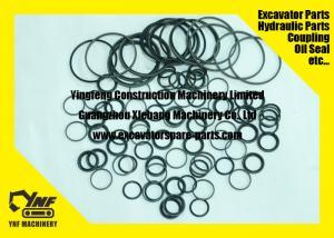 Control Valve Oil Seal Cylinder Seal Kits SPNO - PTFE NBR FKM Manufactures