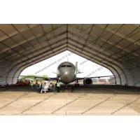 Water Proof Aluminum Frame Aircraft Hangar Tent For Large Aircraft Parking And Maintance Manufactures