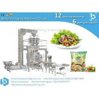 Garden salad ,salad dish ,leafy  greens,mixed baby leaf ,baby leaf lettuce vacuum vertical packing machine Manufactures