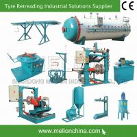 Tire Retreading Equipment complete set Manufactures